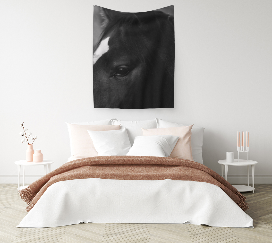 Horse Wall Tapestry preview #1