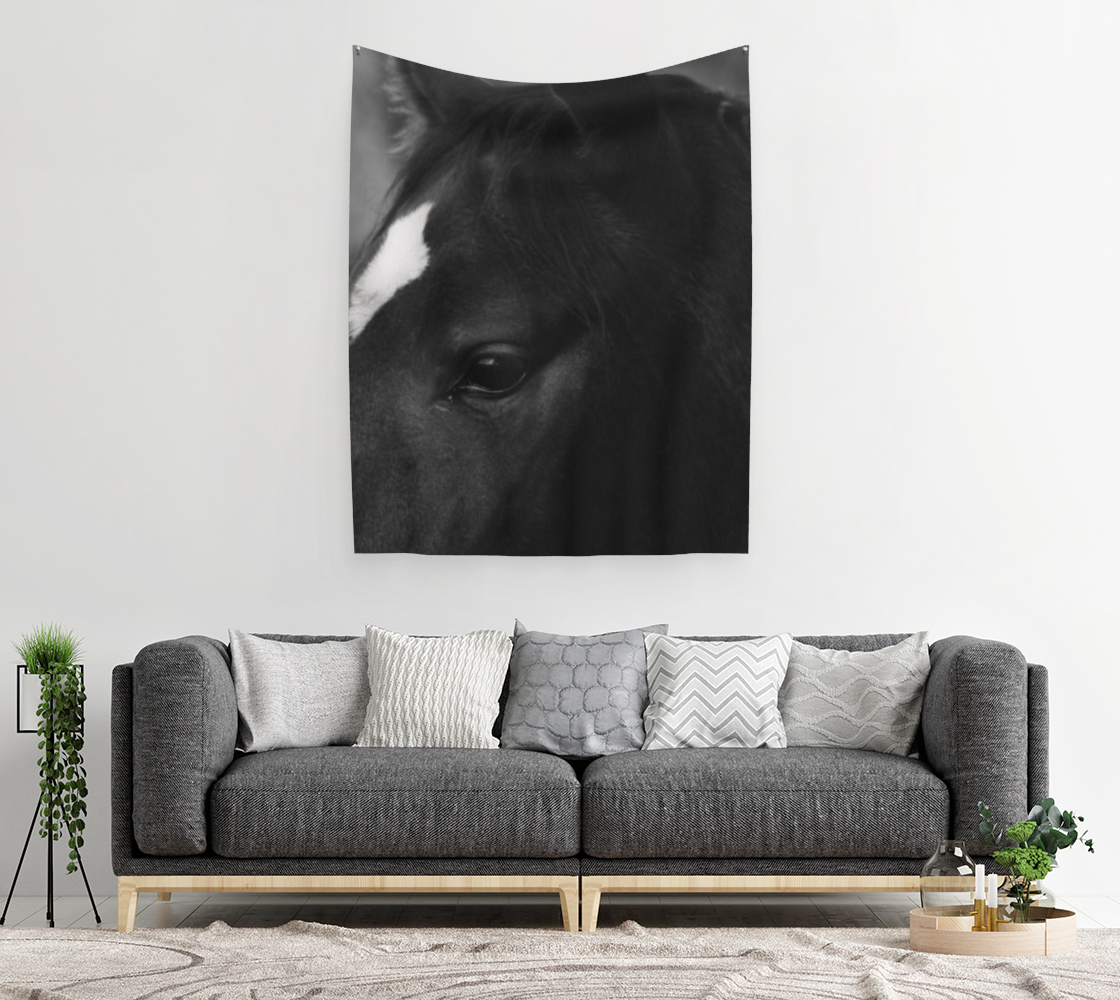 Horse Wall Tapestry preview #2