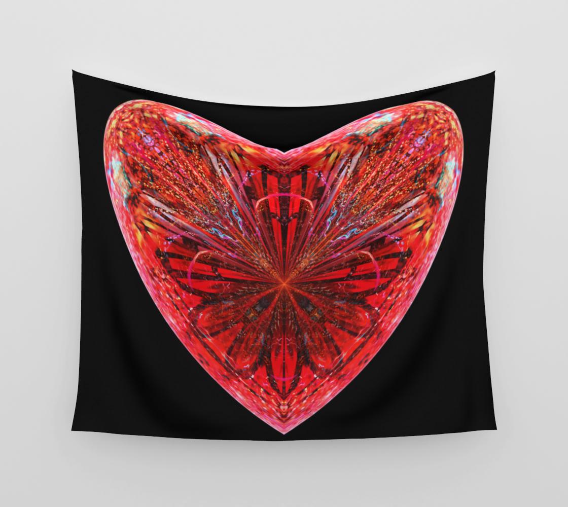 Full Heart Tapestry aperçu