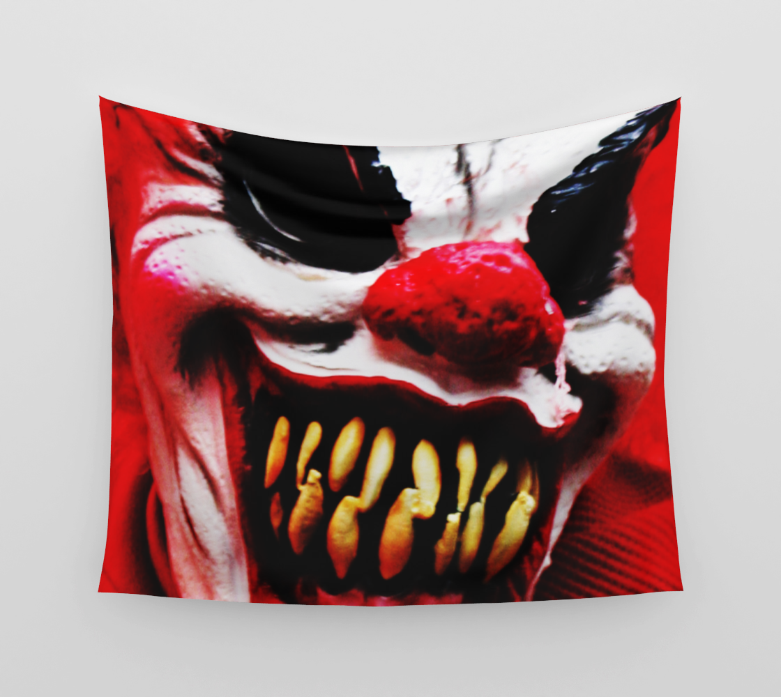 Clown 1 Wall Tapestry preview