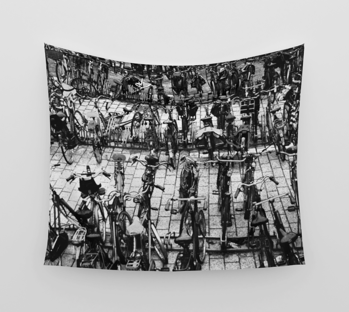 Hengelo 7 Wall Tapestry preview