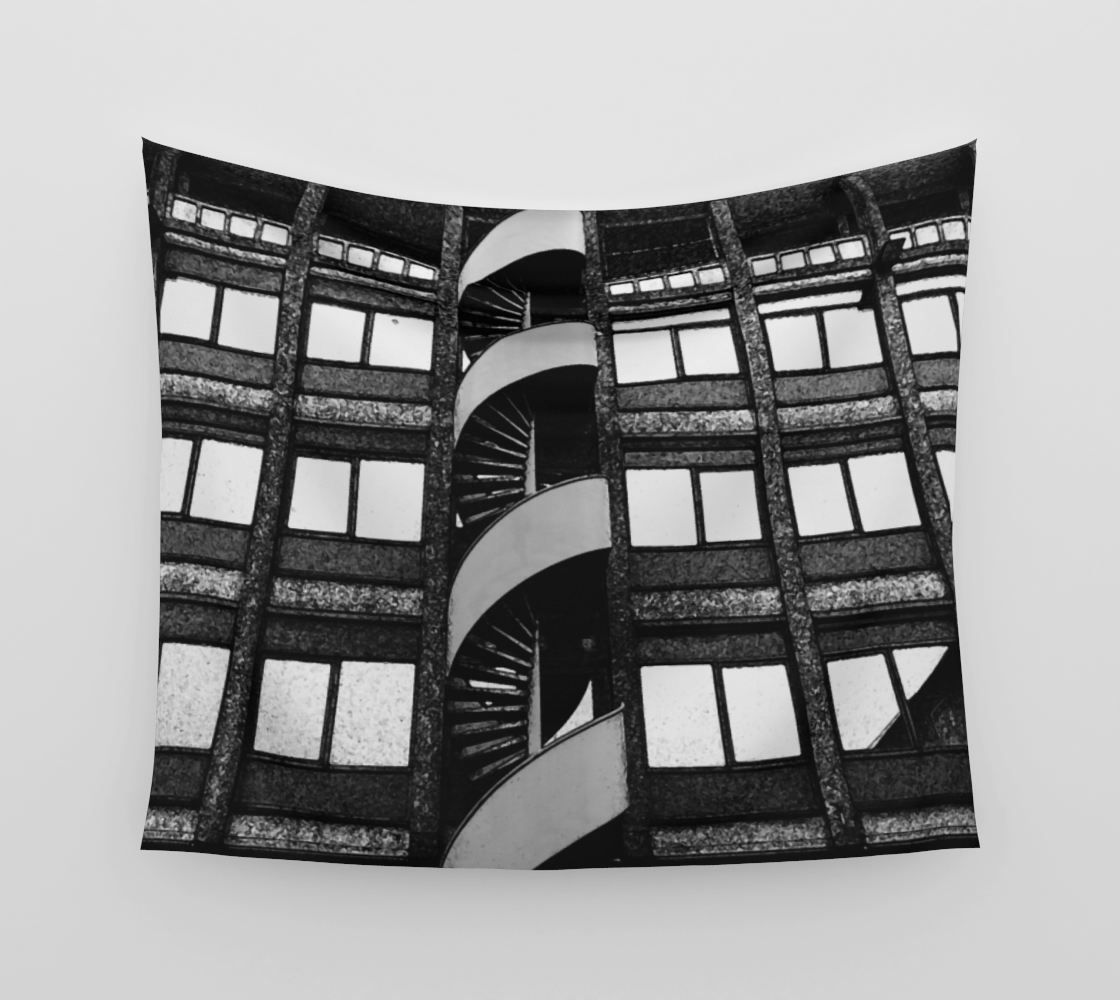 Hengelo 8 Wall Tapestry preview