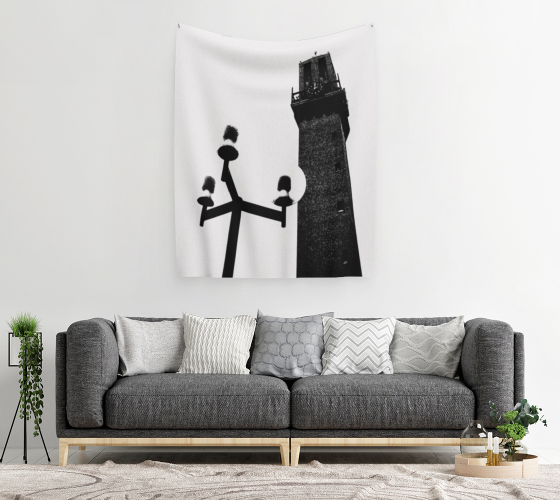 Hengelo 12 Wall Tapestry preview #2