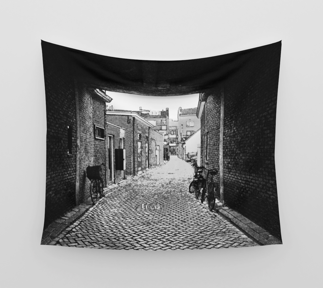 Hengelo 15 Wall Tapestry preview