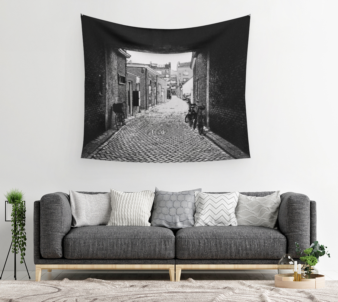 Hengelo 15 Wall Tapestry preview #2