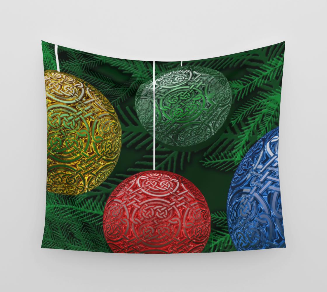 Aperçu de Celtic Ornaments Tapestry