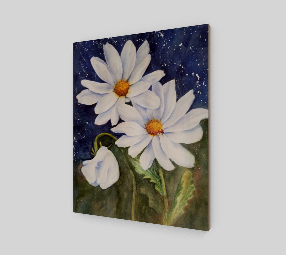 Fabulous White Daisies preview #2