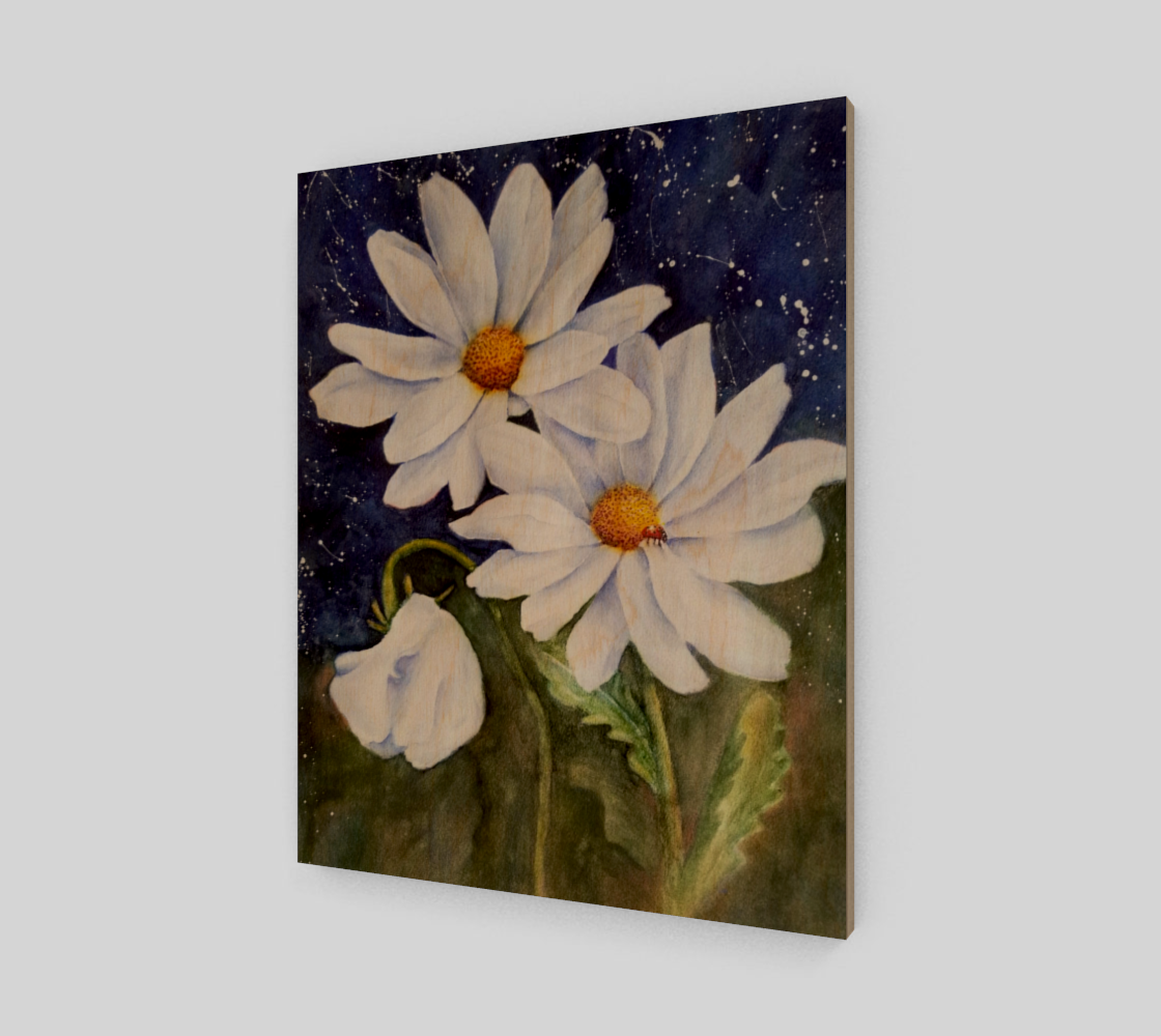 Fabulous White Daisies preview #1