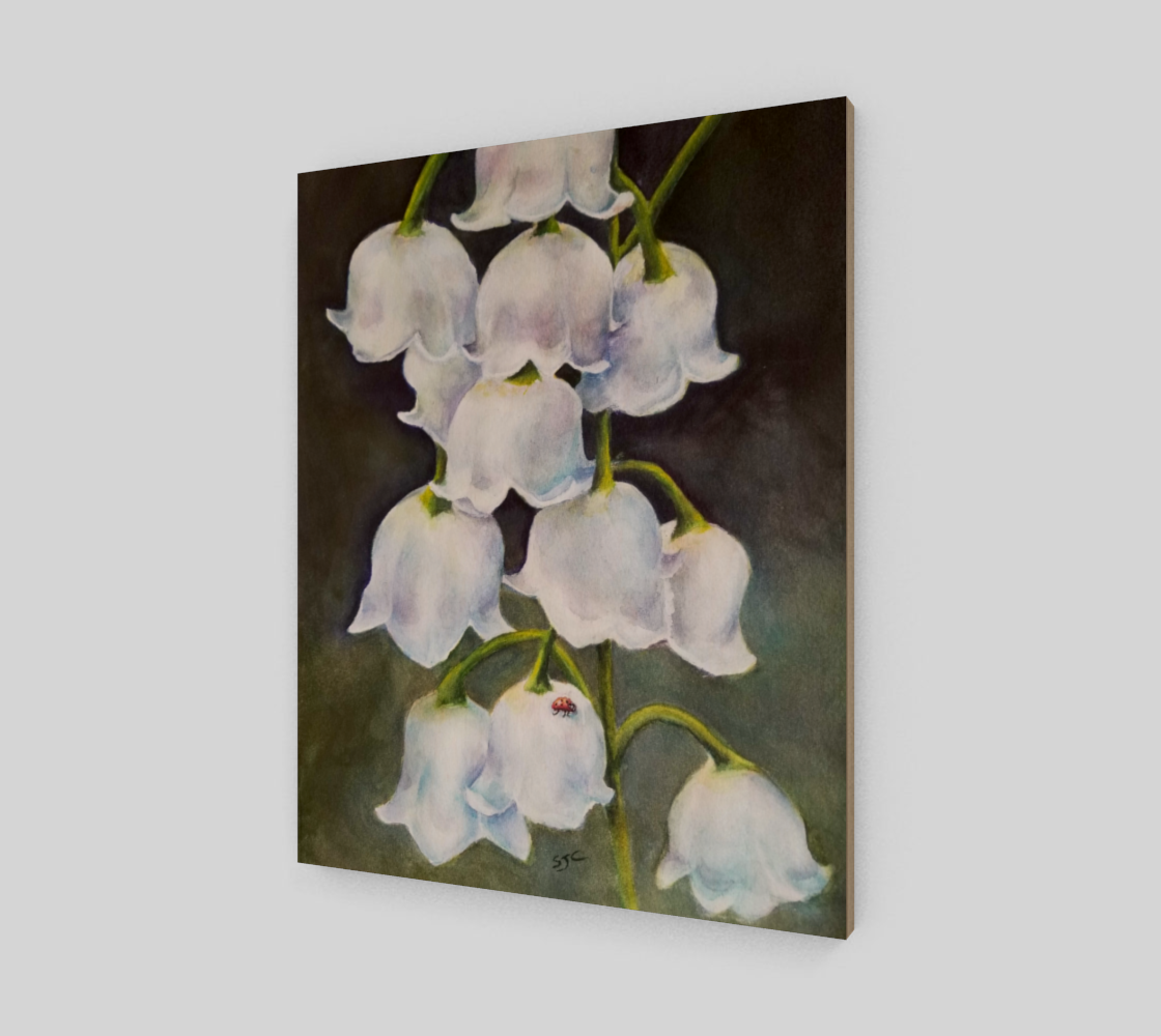 Lily of the Valley Bells preview #2