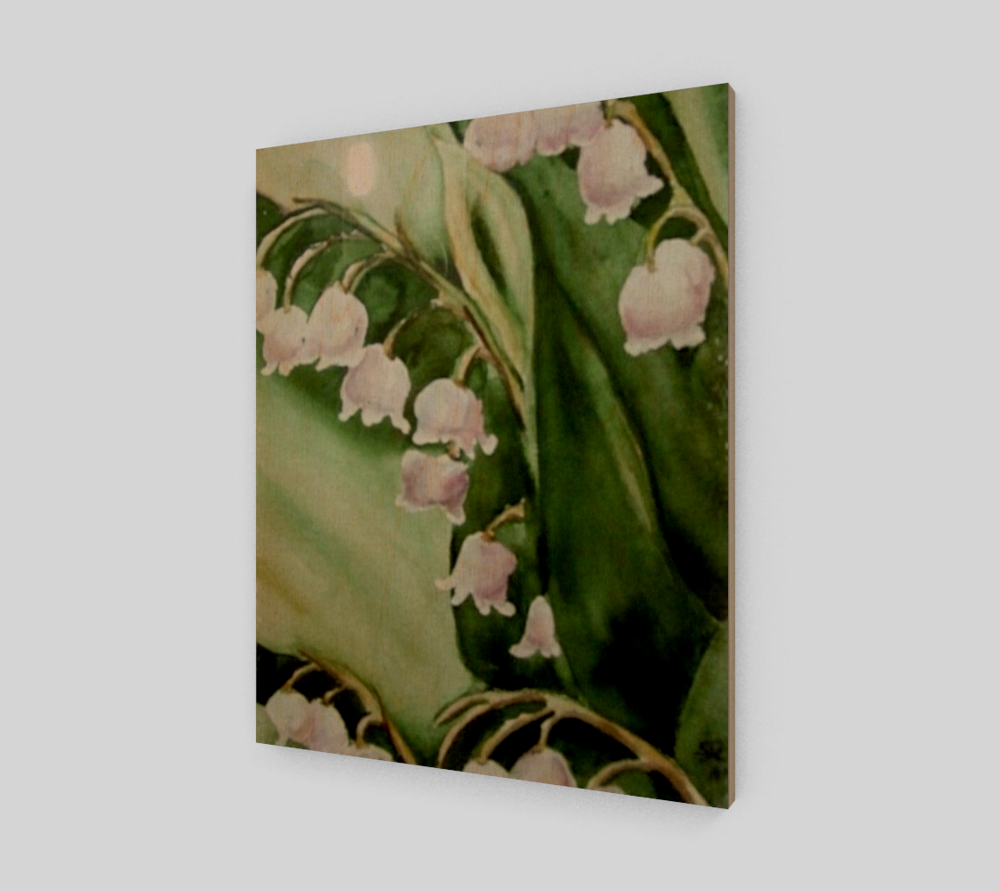 Lily of the Valley Fronds preview