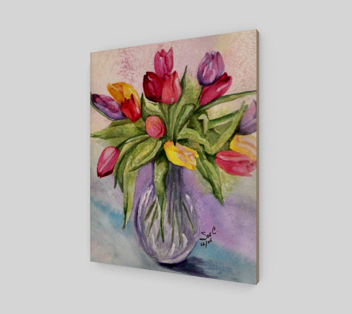 Tulip Bouquet preview #2
