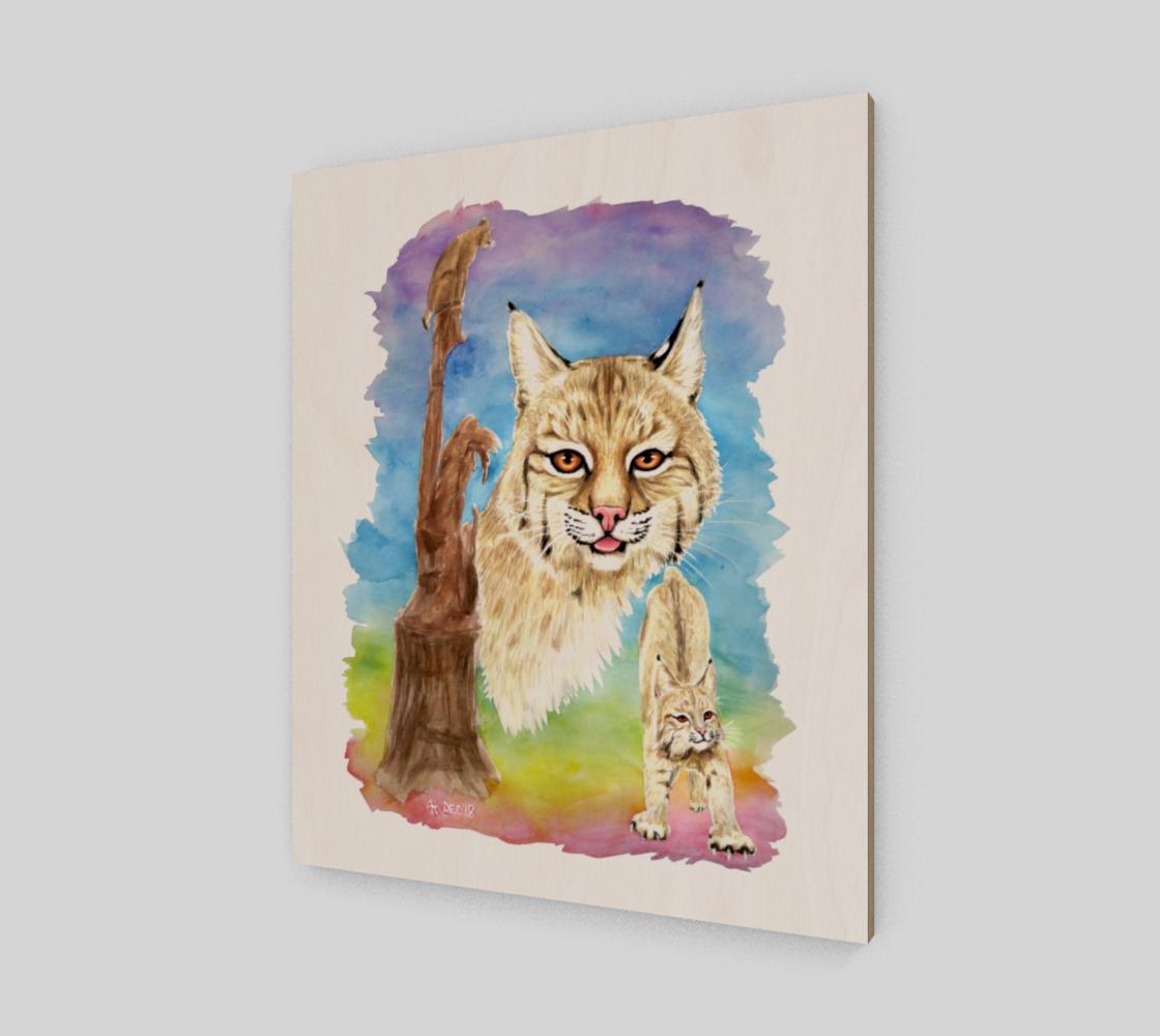 Aperçu de Smalls Bobcat 20x24 #2