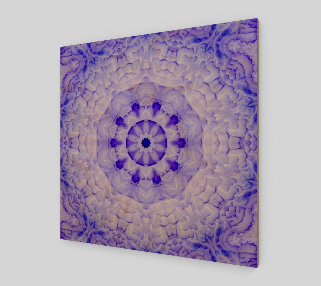 Dreamy Zen Flower Mandala preview