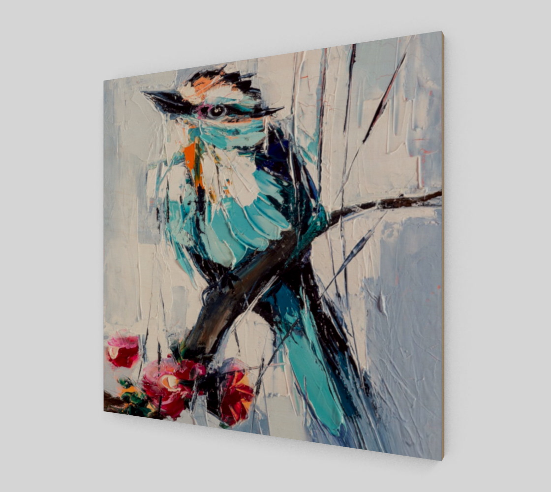 Painted Bird preview #2