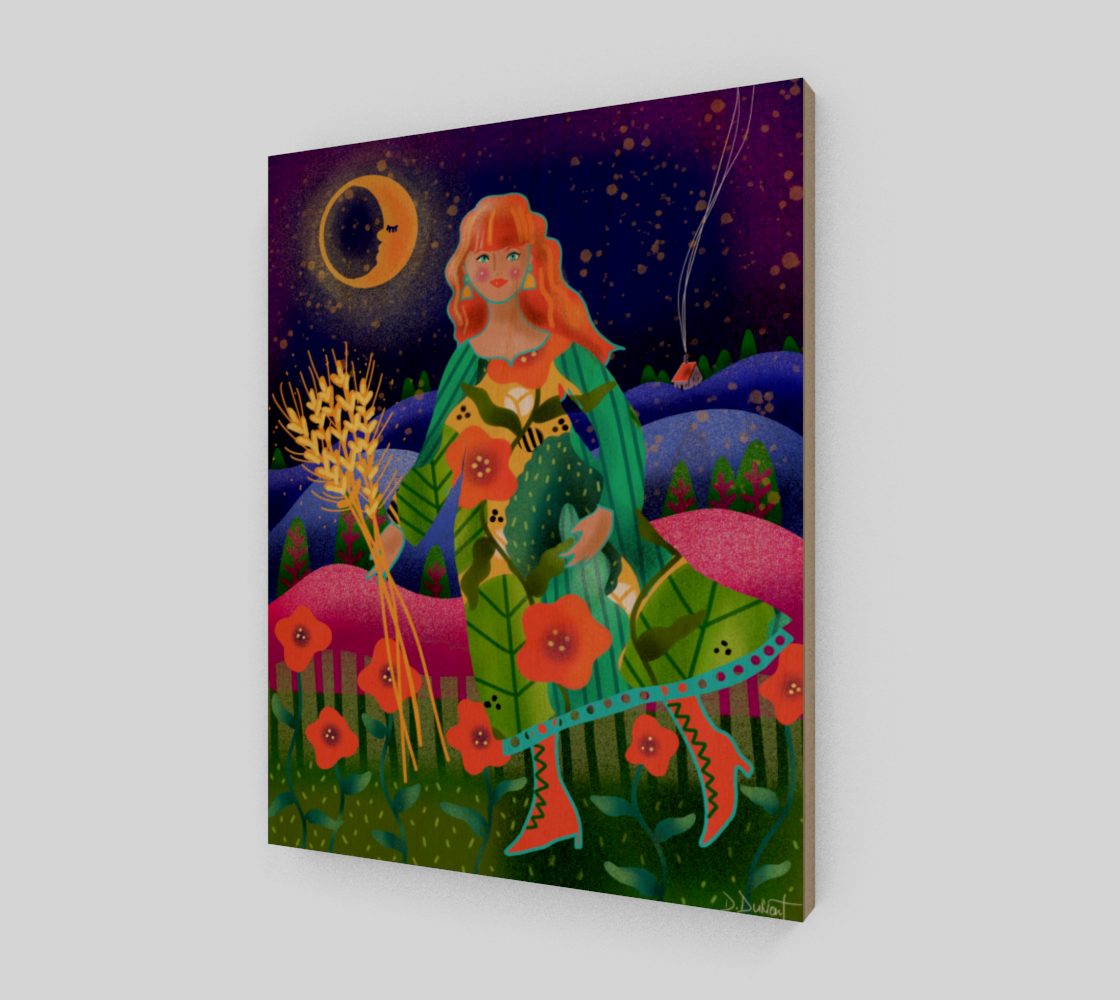 Affiche Clair de lune preview