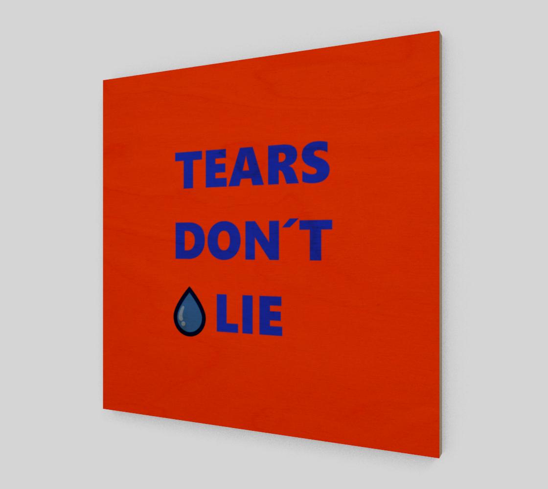 Aperçu de Tears Don't Lie