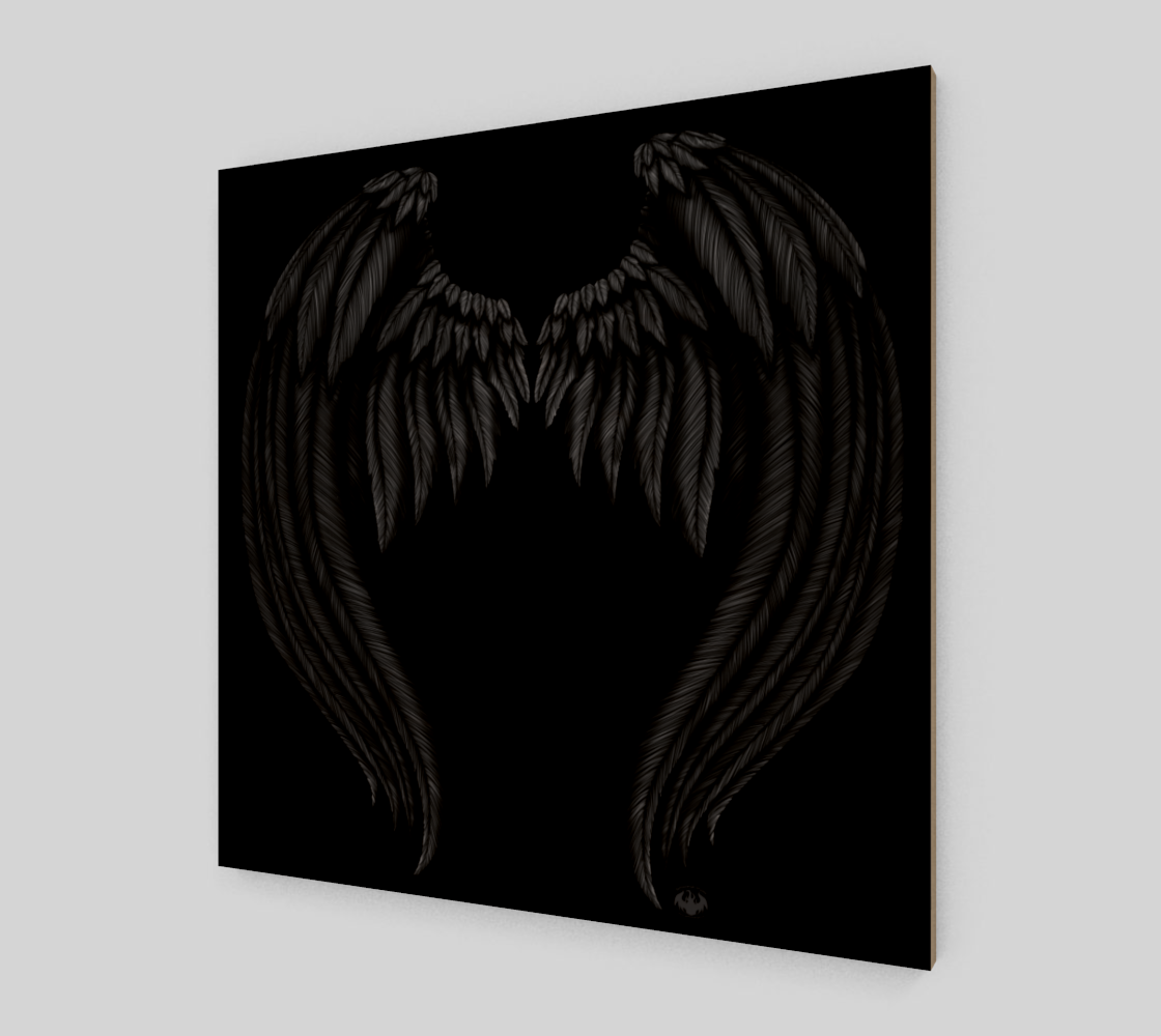 Fallen Angel Wings / Poster Only preview #2