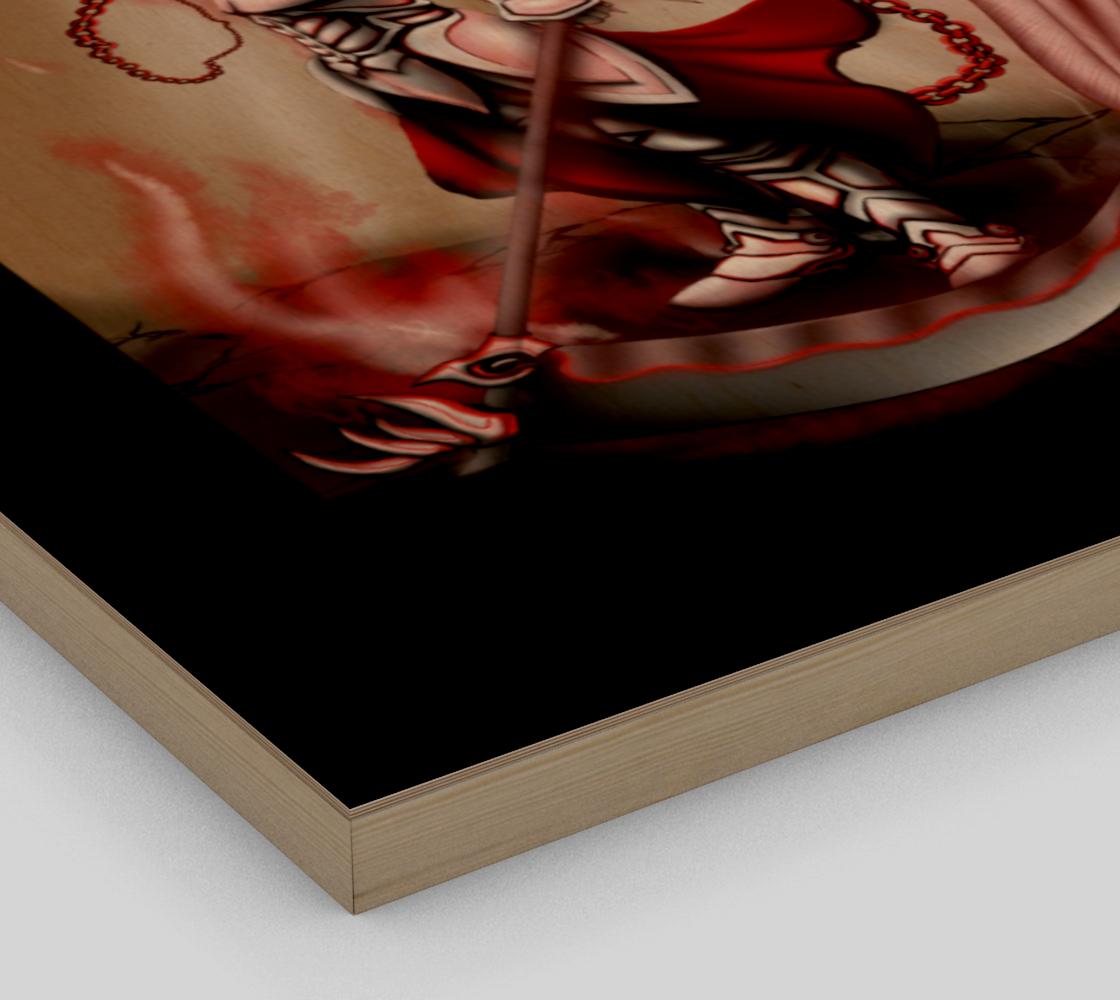 Archangel Samael / Fits Canvas Best preview #3