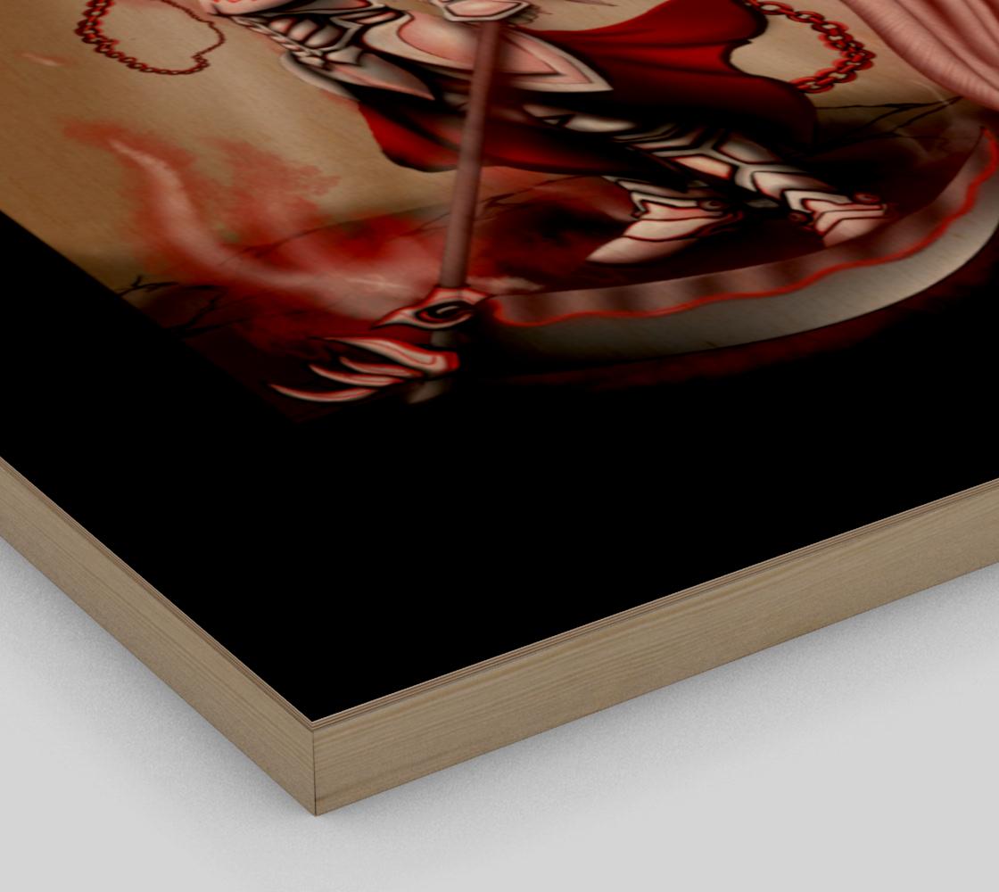 Archangel Samael / Canvas / Print / Poster preview #3