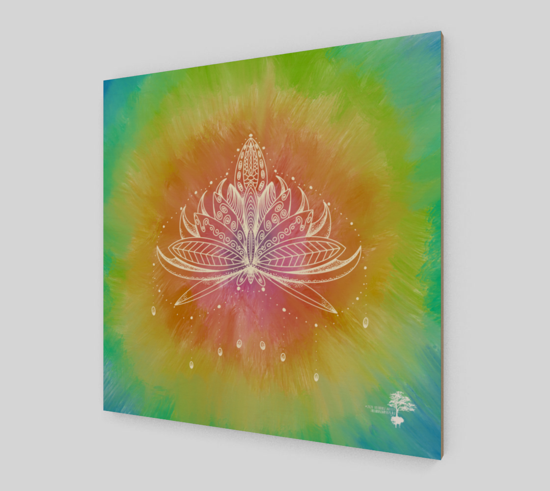 Lotus in Bloom preview #2