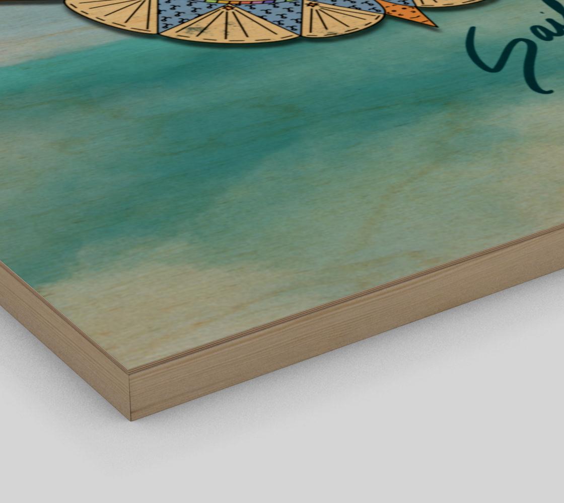 """Sail Away"" Beach Mandala preview #3"