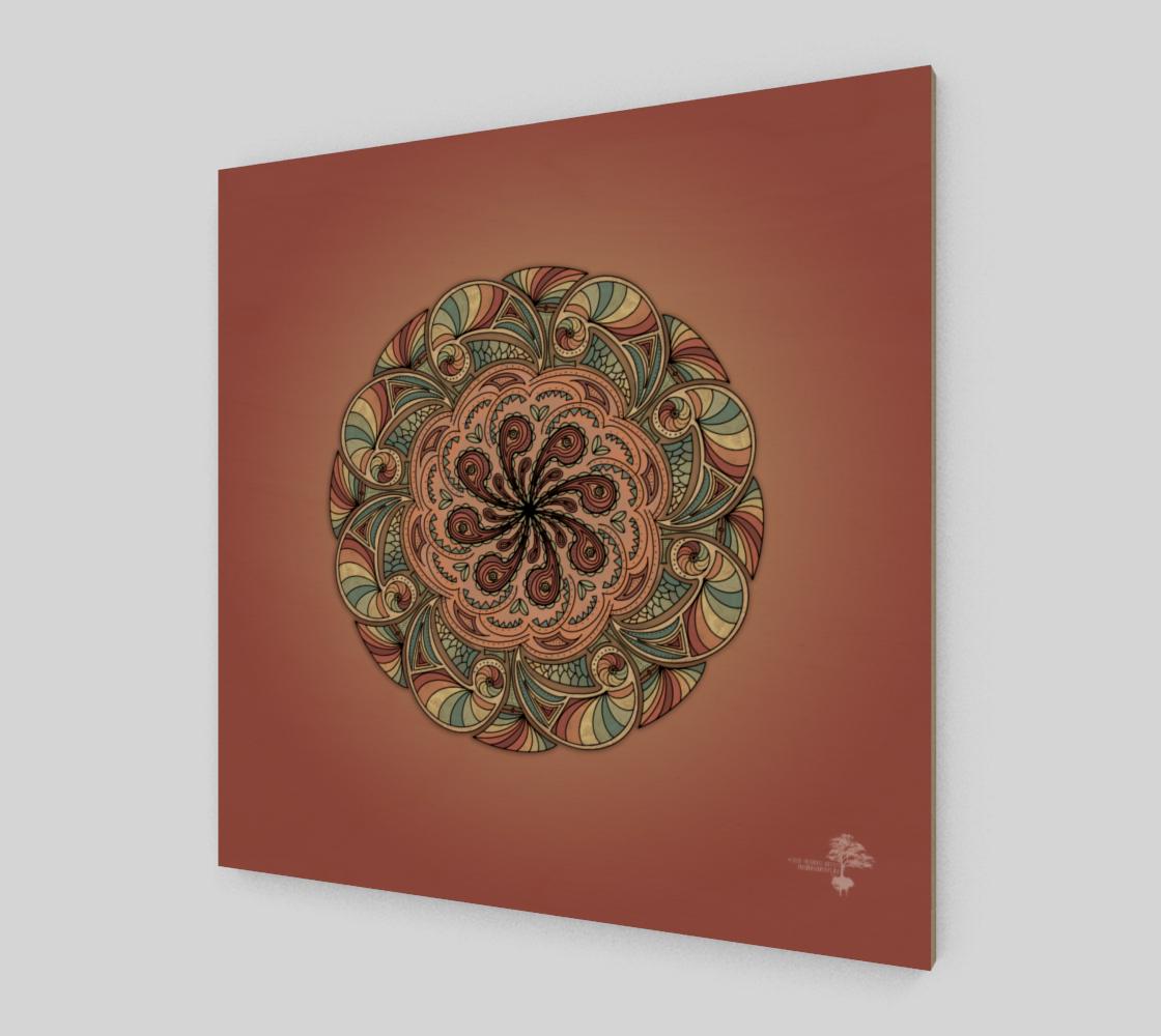 Aperçu de Moroccan Shells Mandala #2