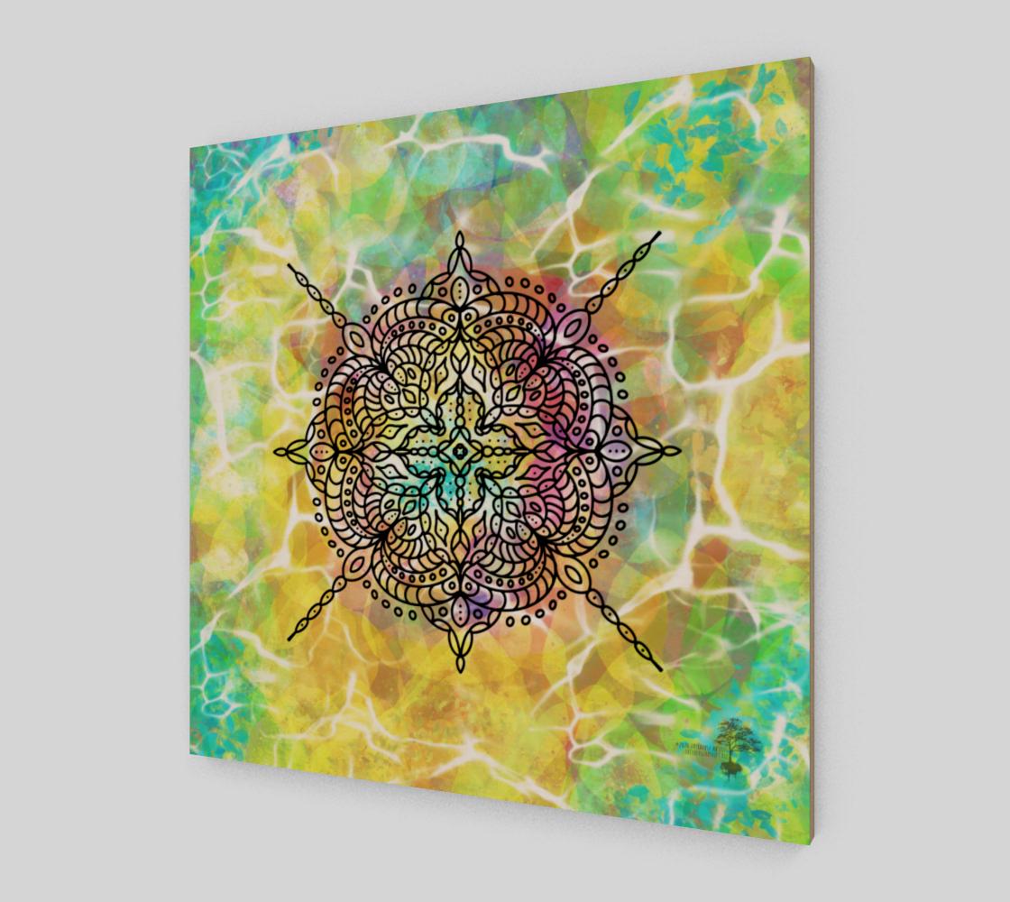 Mandala in Spring preview #2