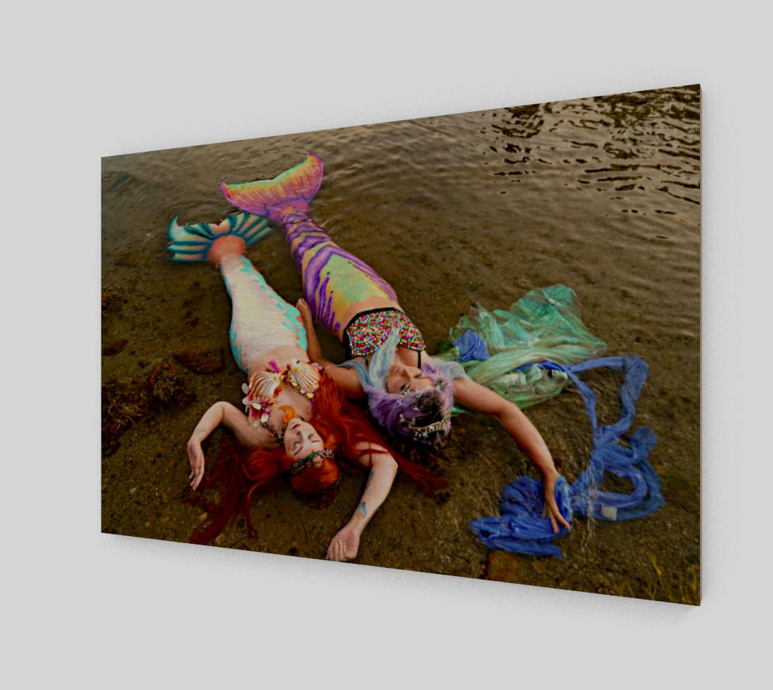 Mermaid Friends  preview #1