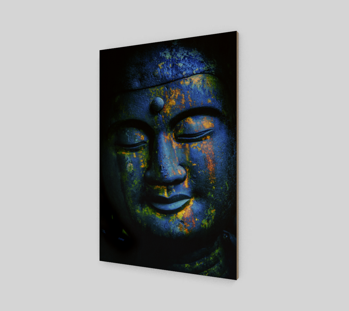 Aperçu de Bouddha bleu     Blue Buddha #2