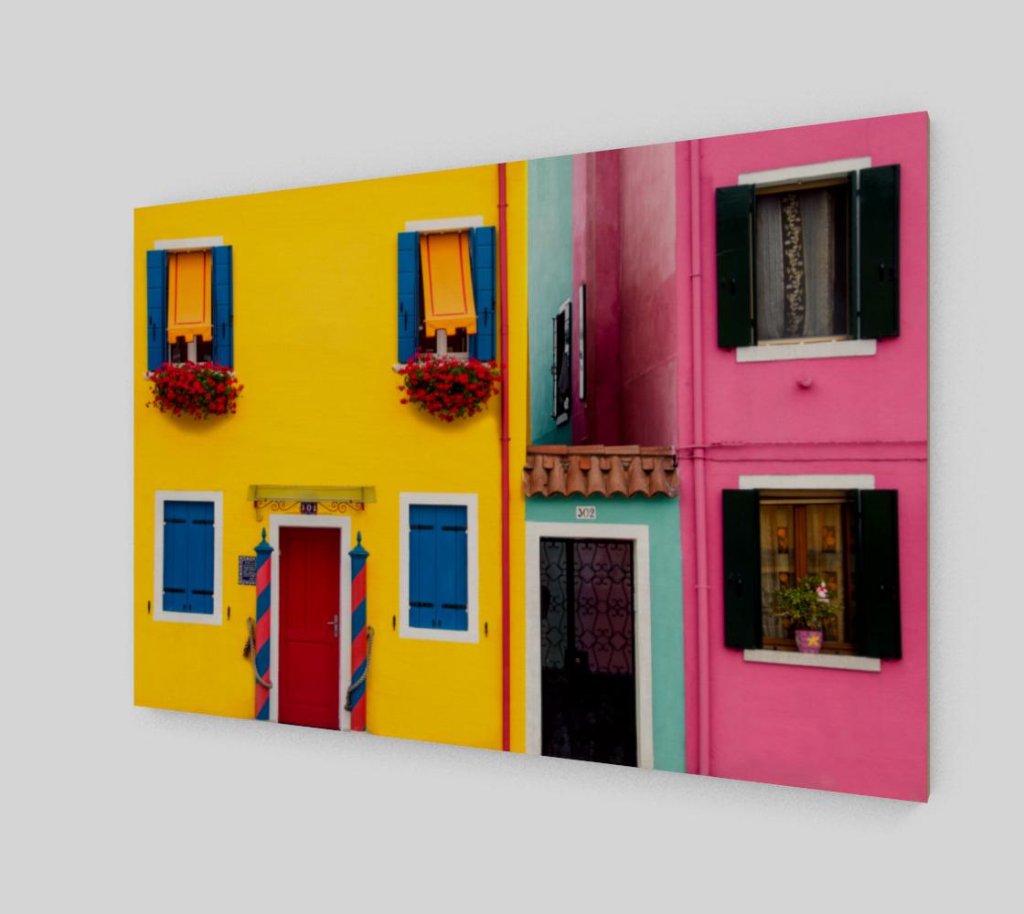 Aperçu de Couleurs de Burano  |  Burano Colors #2