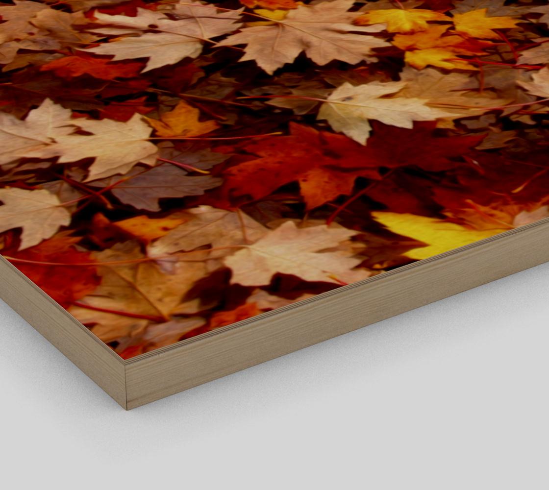 Aperçu de Tapis de feuilles d'érable     Maple Leaf Carpet #3