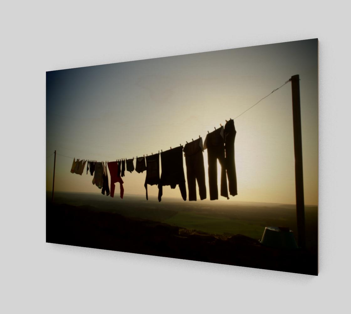 Aperçu de Corde à linge     Clothesline #2