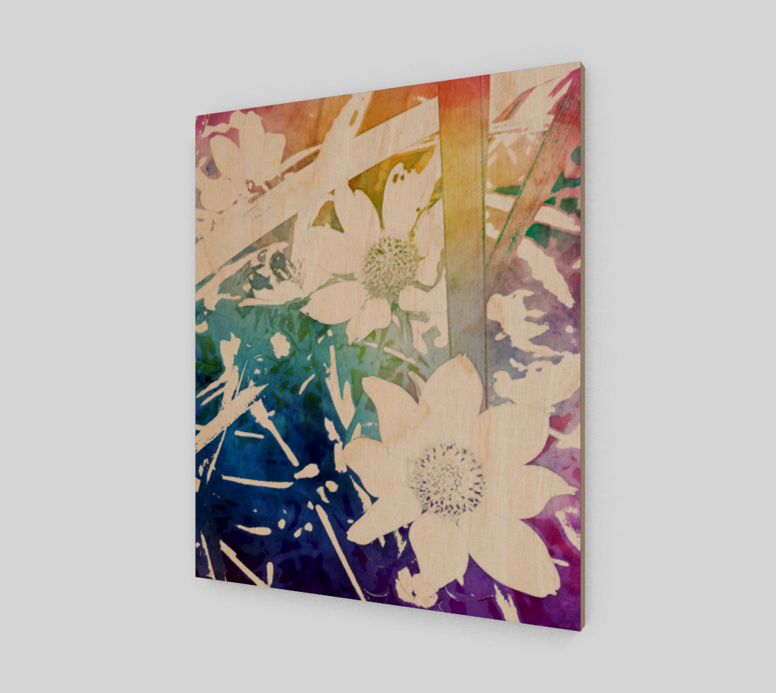 Rainbow Floral preview