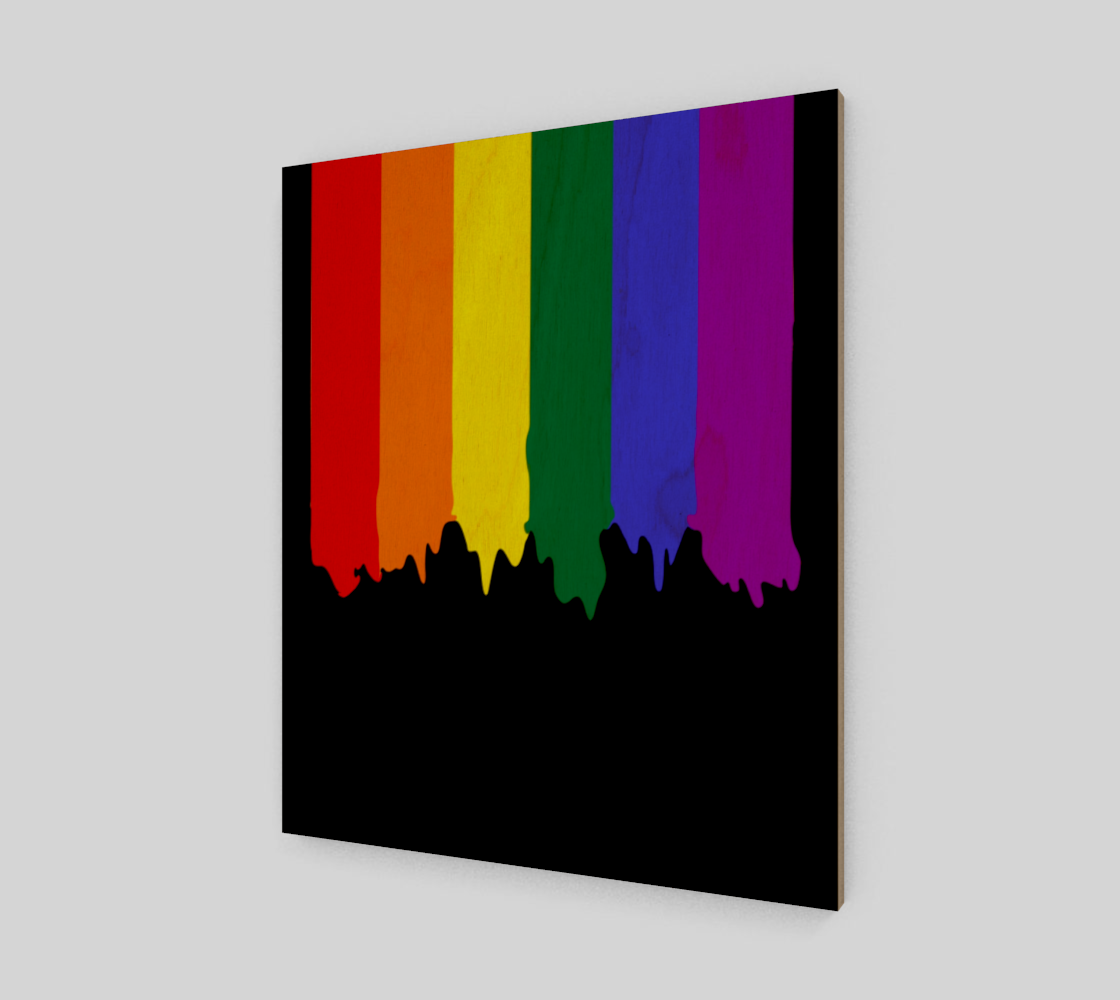 Ricaso Gay Pride LGBT Paint preview