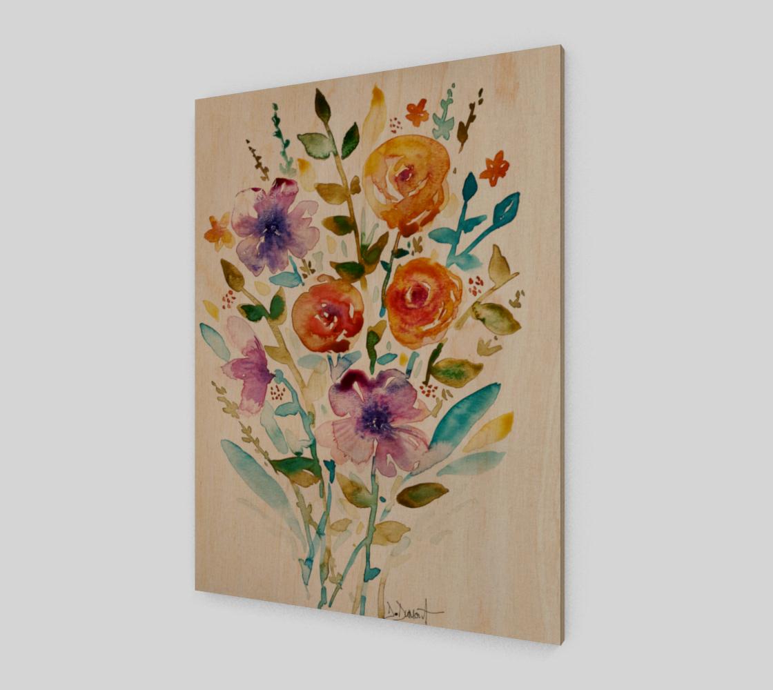 Affiche Floralie preview
