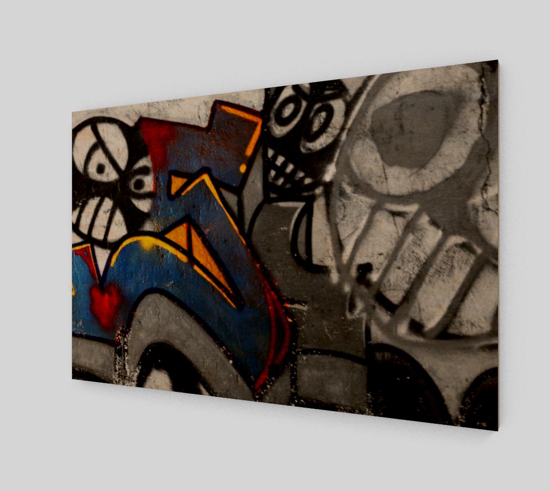 Graffiti 1 Poster Print preview