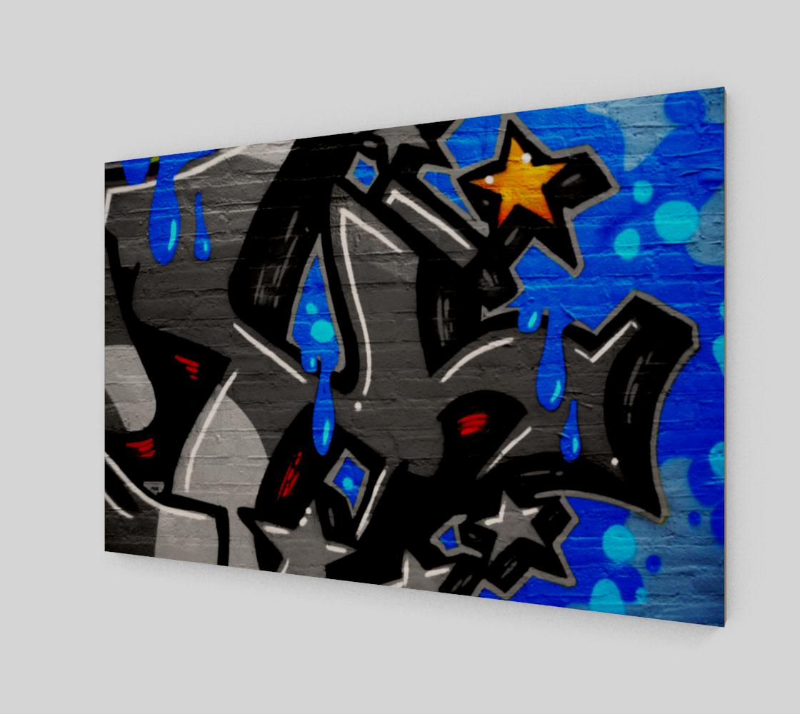Graffiti 3 Poster Print preview #2
