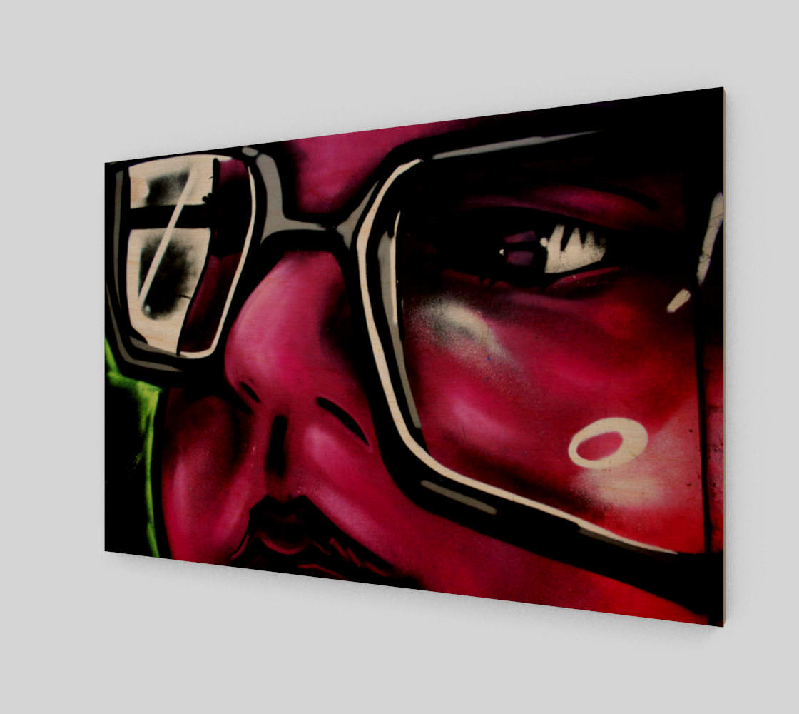 Graffiti 5 Poster Print preview