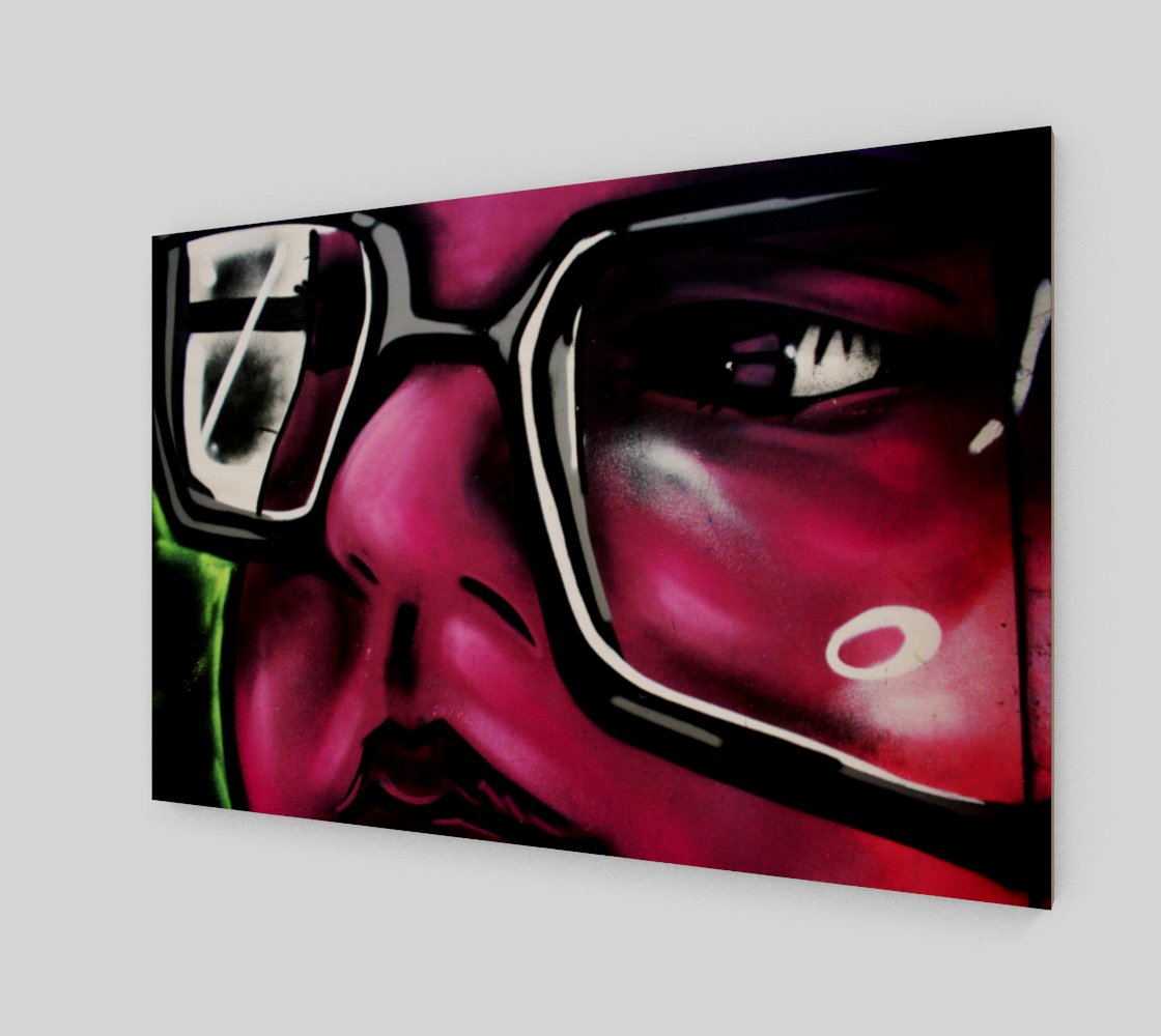 Graffiti 5 Art Print preview #2