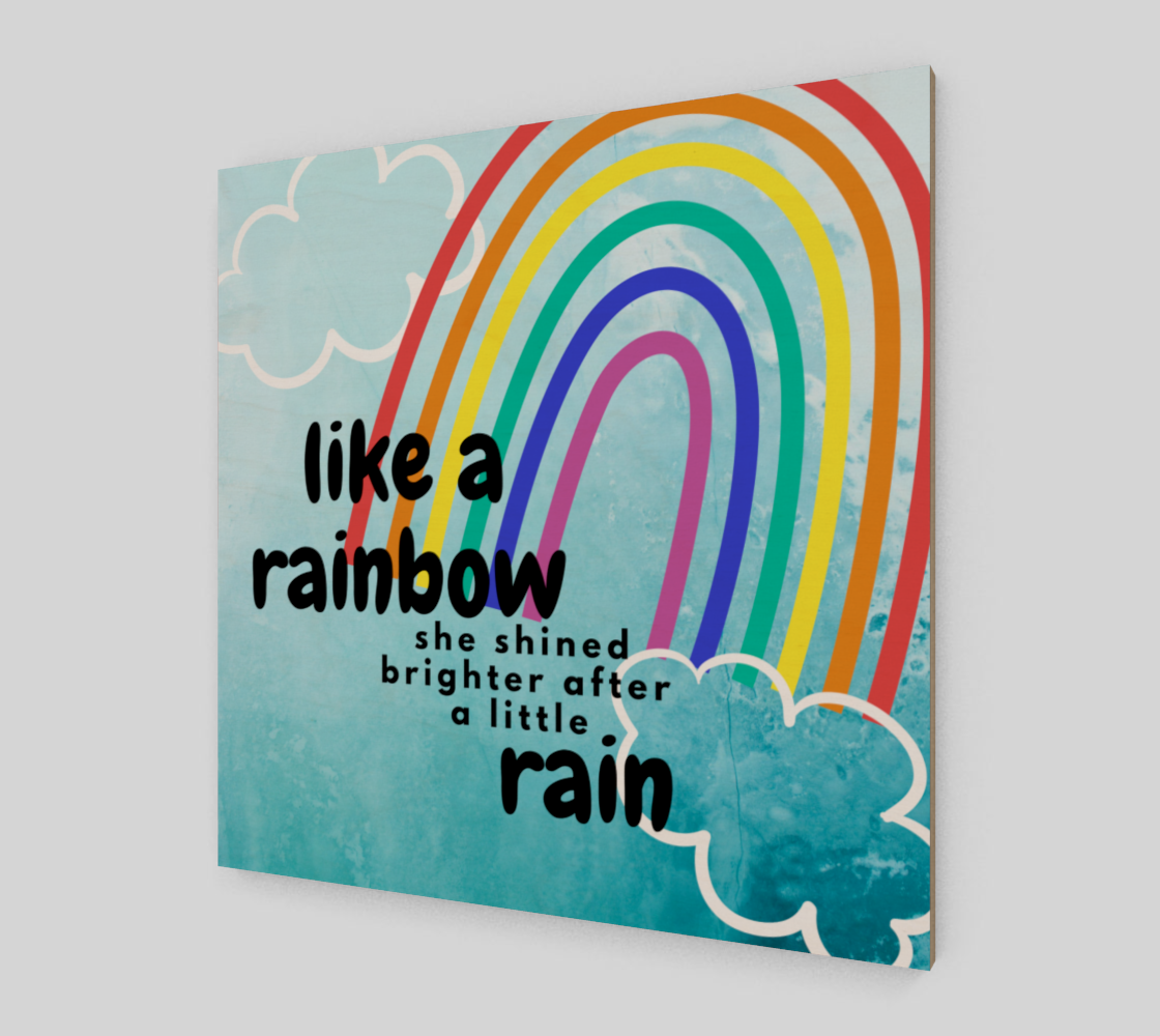 like a rainbow preview #2