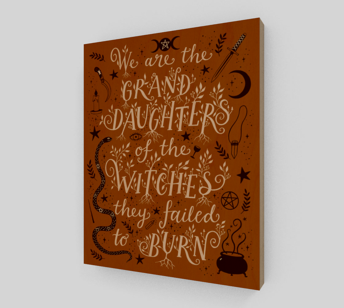 Granddaughters of Witches on Rust preview