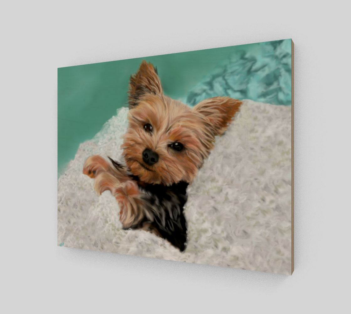 Adorable Yorkie Dog preview #2