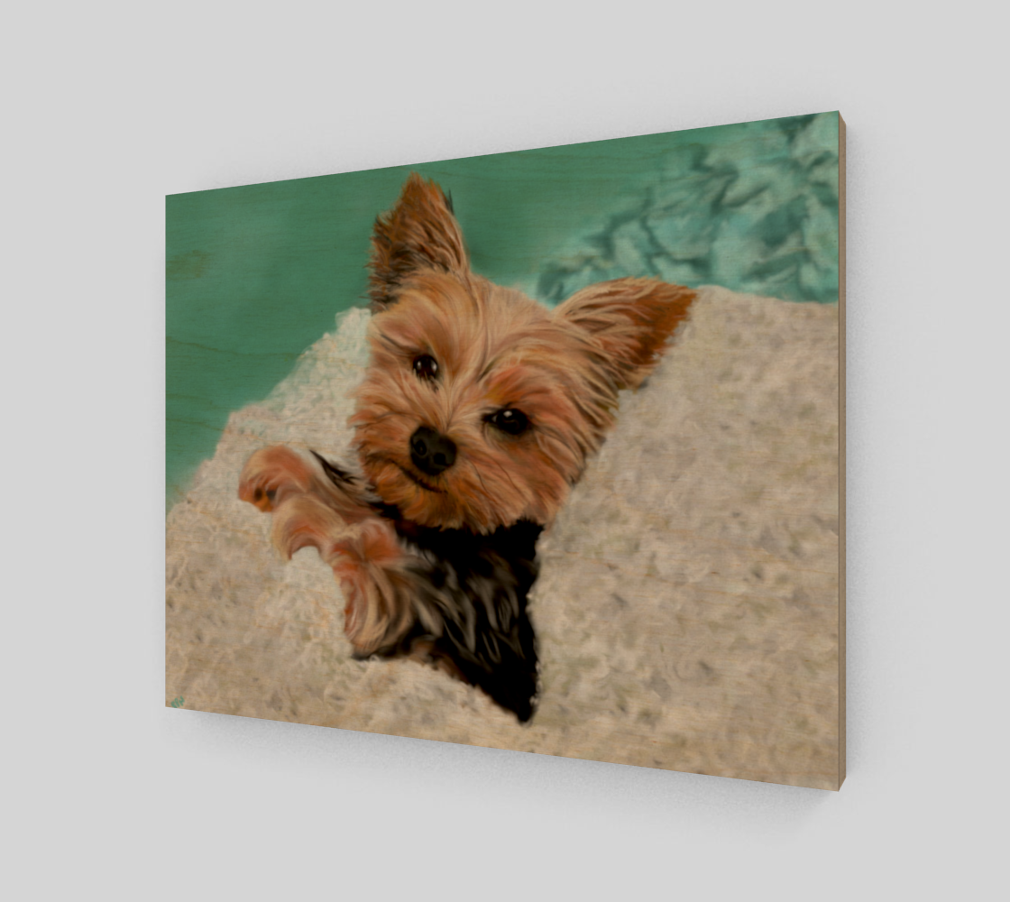 Adorable Yorkie Dog preview