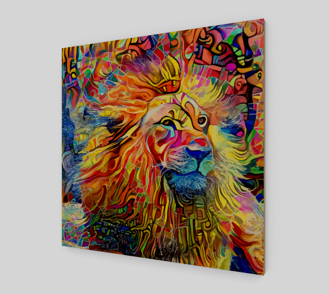 Bold as a Lion preview