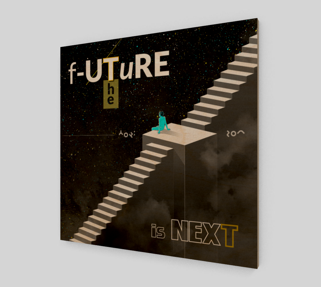 The Future Is Next On A Horizon  preview