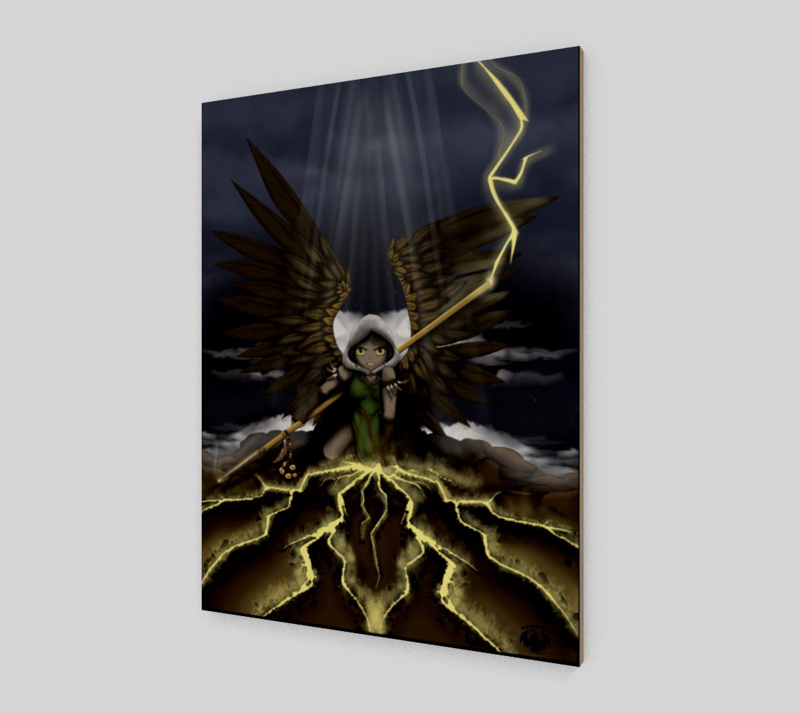 Thunderbird Shaman preview #2