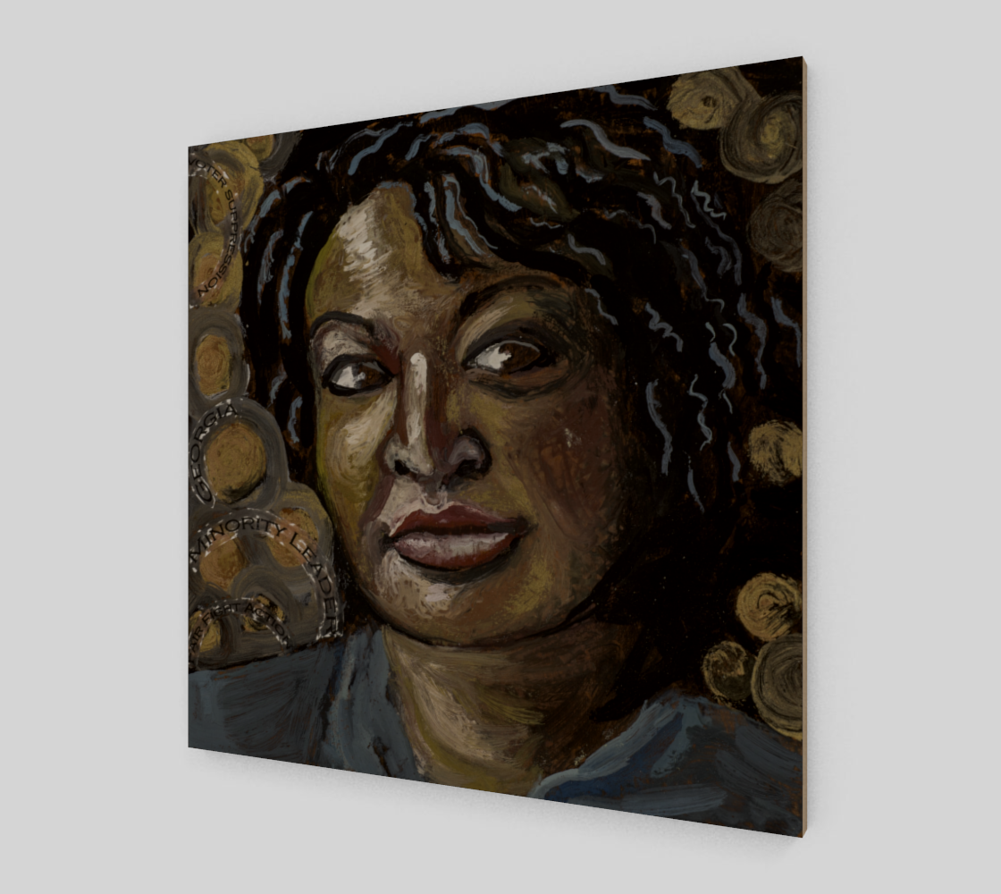 Stacey Abrams print preview #2