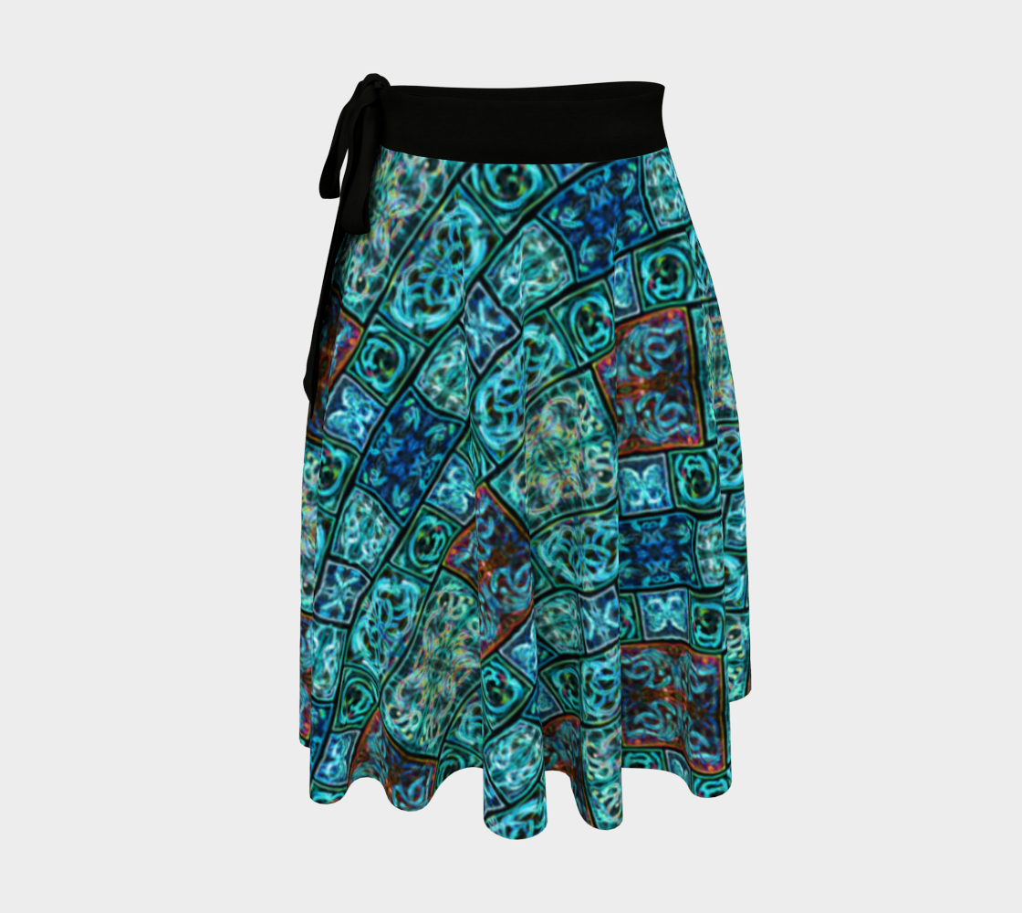 Peace Wrap Skirt preview