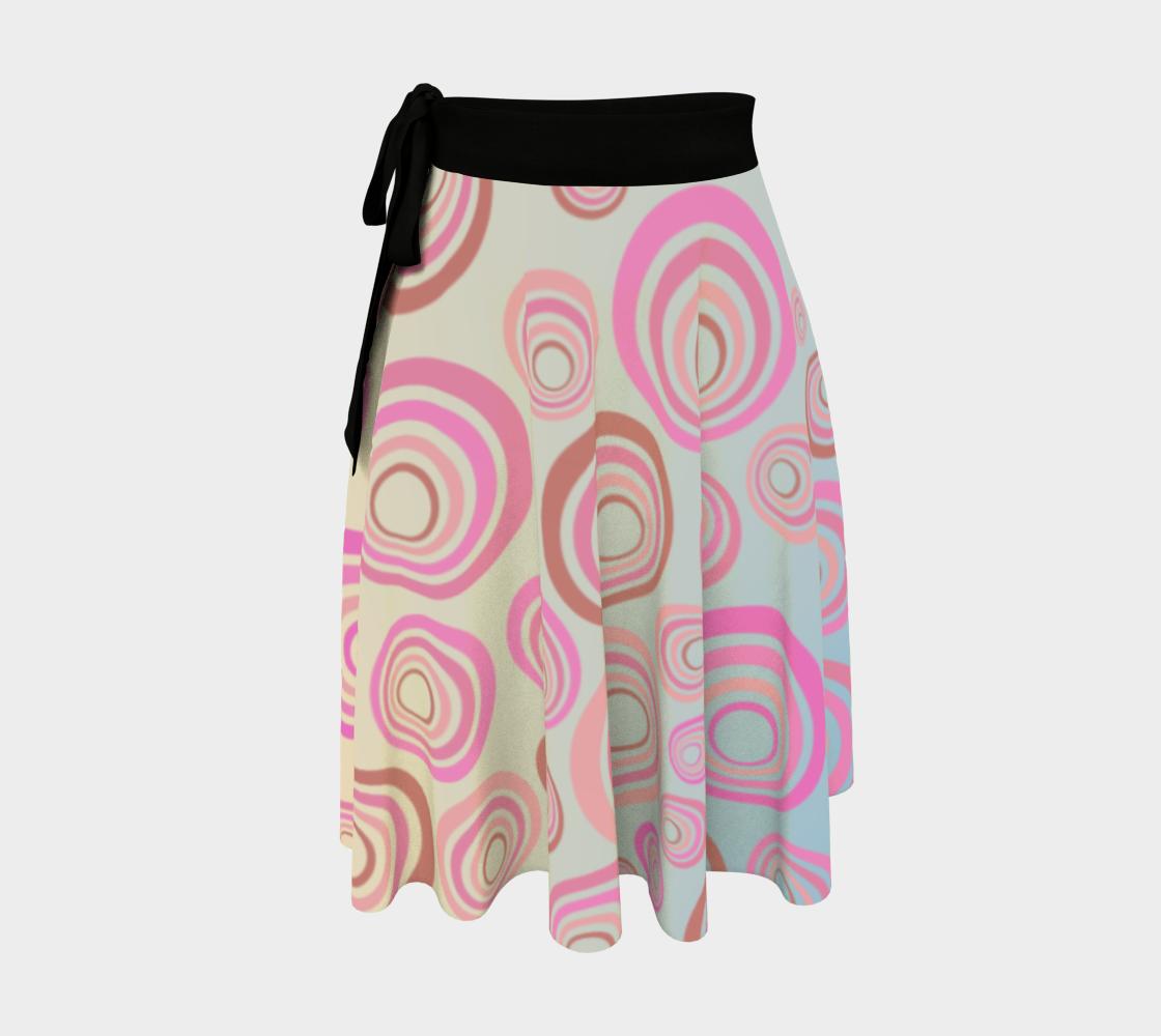 Aperçu de Groovy 60's Pink in Summer Sun