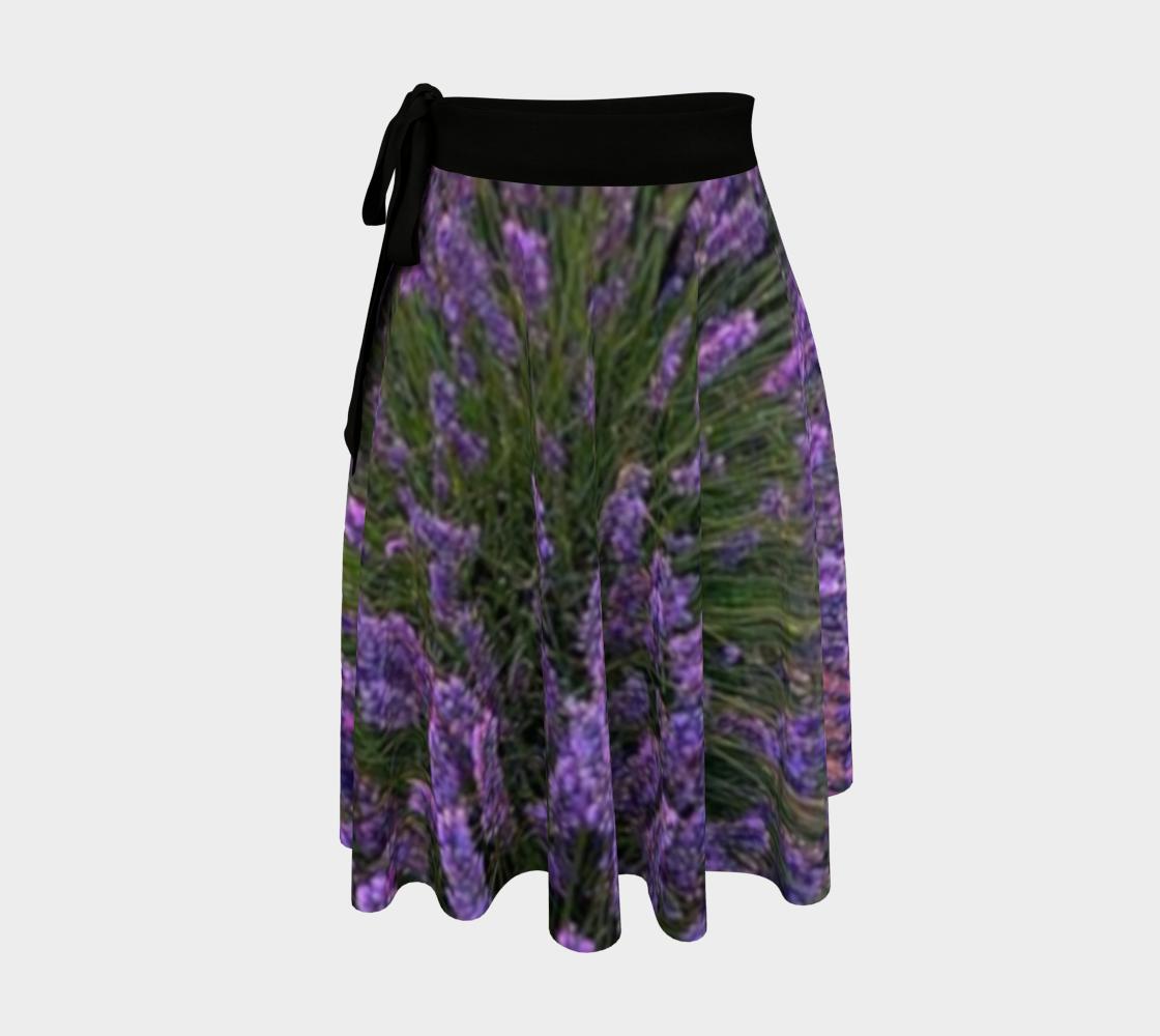 Lavender garden preview